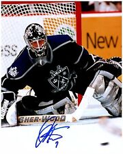 Los Angeles Kings JAMIE STORR Signed Autographed 8x10 Pic E