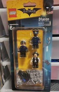 LEGO® Batman Movie Police minifigures GCPD Set Chief BLM officers 853651