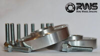 Hubcentric 15 mm Alloy Wheel Spacers For BMW 5 Series E34/E60/E61 5x120 72.6