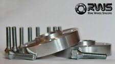 Hubcentric 30mm Alloy Wheel Spacers For BMW 5 Series E34/E60/E61 5x120 72.6