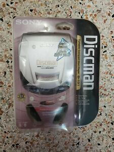 Sony Discman D-191 Portable Compact Disc CD Player New Sealed