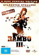 Rambo 3 (DVD, 2006, 2-Disc Set)