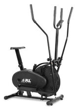 Jll CT100 Elliptical Cross Trainer 2 in 1 Exercise Bike Cardio Gym Workout