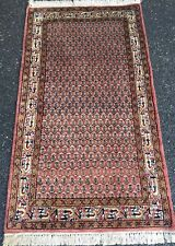 Tapis Persan Sarough 138x77cm Tappeto Teppich Rugs Alfombra Carpet Irann