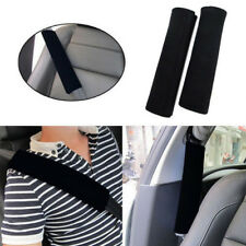 2 pcs Car Safety Cover Cushion Seat Belt Shoulder Pads Harness Comfortable Pad