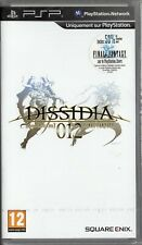 FINAL FANTASY DISSIDIA 012 DUODECIM EDITION LEGACY PSP NEUF BLISTER D'ORIGINE VF
