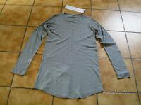 Unisex T-Shirt,Rundholz DIP,Gr.XL(OS),neu,Kurzarm,lang,schwarz,Lagenl.Traumteil