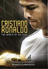 NEW Cristiano Ronaldo: The World At His Feet (DVD)
