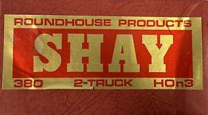 HOn3 2-Truck Shay Kit - Partially Built