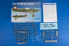 Eduard 1:72 Avia Bk-534 Graf Zeppelin Plastic Model Kit #7445