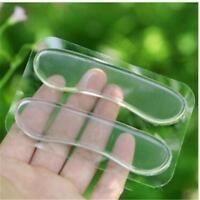 1 par gel Silicona talón protector cojín plantilla almohadilla inserción zapato