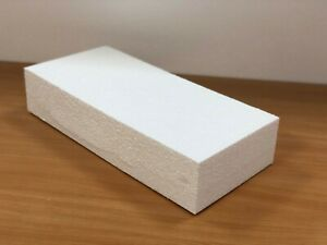 Expanded Polystyrene Block - 455x210x90mm -Perfect For Carving & Crafts - EPS50