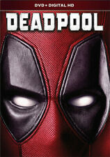 Deadpool (DVD, 2016) Ryan Reynolds