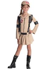 Kids Halloween Ghostbusters Girl Costume