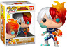 Metallic Todoroki #372 MHA Funko Pop Vinyl New in Box