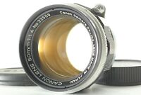 [Exc+5] Canon 50mm f/1.4 Lens Leica screw mount LTM L39 from Japan #570