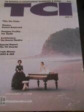 The Piano, Sunset Boulevard - TCI Magazine 1994