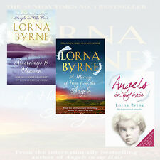 Stairways to Heaven 3 Books Collection Set Angels in My Hair By Lorna Byrne New