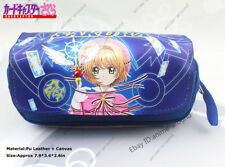 Japan Anime Card Captor Sakura Pencil Case Bag Make Up Bags Cosplay Cute Gifts N