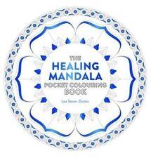 Healing Mandala Pocket Colouring Book by Lisa Tenzin-Dolma (Paperback, 2016)