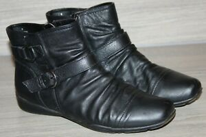 Footglove Wider Fit Boot. Ladies size UK 5. Good condition