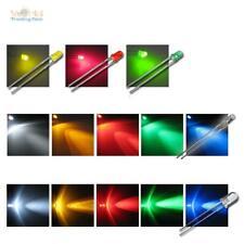 LED 3mm oder 5mm blinkend, blinkende LEDs 3 mm oder 5mm, Leuchtdioden flashing