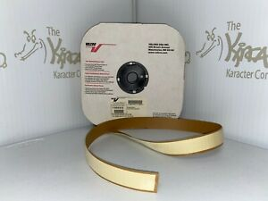 """VELCRO Brand 1"""" Off White Hook 88 Self Adhesive - Full 25yd Roll- Free Shipping"""