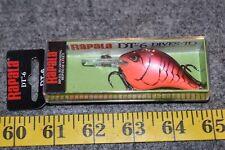 Rapala DT-6 Fishing Lure