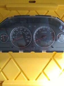 2004 Volvo XC90 Speedometer Cluster #8673267