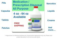 Prescription Medication / Drug Disposal - RX Destroyer - All Purpose - 4 oz x 24