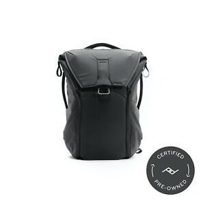 Peak Design Everyday Backpack 20L (Black) - PD Certified