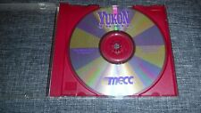 Vintage 94 The Yukon Trail Video Computer Game CD win 3.1 Ver. 1.0