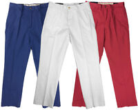 Ralph Lauren Polo Mens Stretch Classic Fit Chino Pants Red/White/Blue New