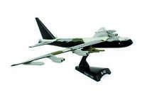 Daron Postage Stamp USAF B-52 Stratofortress 1/300 Diecast Model Replica Bomber