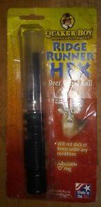 Quaker Boy Hunters First Choice Adjustable Ridge Runner HEX Deer Grunt Call