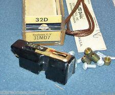 Electro-Voice EV 32D 31MD7 EV 31D CARTRIDGE NEEDLE for CBS SC-1D Astatic 17D 45D