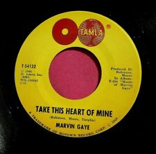 MARVIN GAYE - Take This Heart of Mine - super clean 45 rpm - Tamla 54132
