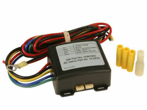 For 1987 GMC V2500 Blower Motor Delay Module Kit AC Delco 45591RM