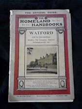 Watford & surroundings Bushey Langleys Harrow Rickmansworth + Walter Moore 1906