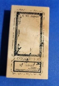 Admission ticket Rubber Stamp