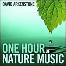 One Hour Of Nature Music: For Massage Yoga & Relax - David Arke (2012, CD NIEUW)
