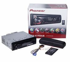 Pioneer DEH-X1950UB Single-Din CD USB AUX In Car Stereo Headunit Player - New