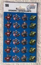 Avengers Character Stickers #2 Free Shipping New Hulk Iron Man Thor