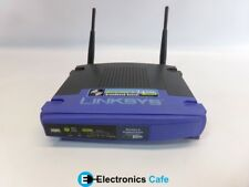Cisco Linksys WRT54G2 4-Port 10/100 Wireless G Router