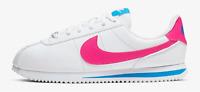 Nike Cortez Basic SL White/Hyper Pink-Photo Blue (GS) (904764 107)