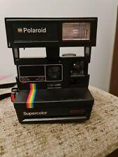 Polaroid OneStep 600 Sofortbildkamera mit Eingebautem Blitz (104770)