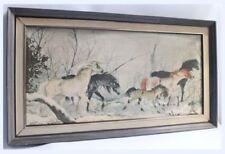 Paper Vintage Animals Art Prints