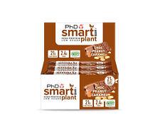 Phd Barrette Proteiche Vegane Smart Plant Bar 12x64 gr senza lattosio Vegan #1