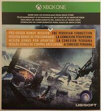 Ghost Recon Wildlands Pre Order Bonus Mission DLC Add-On for Xbox One X1