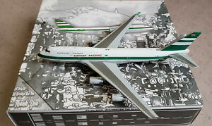 JC Wings 747-400 Cathay Pacific ZK-NBS / Kai Tak Wings in 1:400